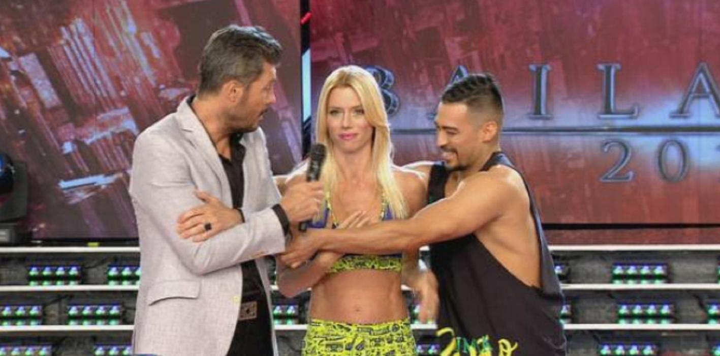 ¡Se le armó a Moliniers! Histeriqueo con sus bailarines y frase letal de Hugo Ávila