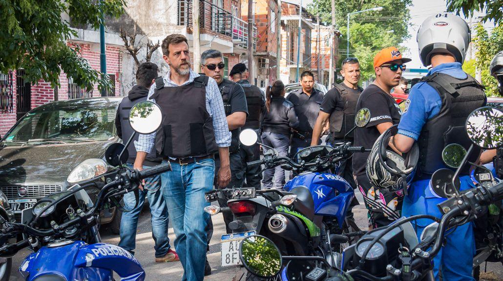 Caen 15 delincuente por venta de drogas en Villa Jardín