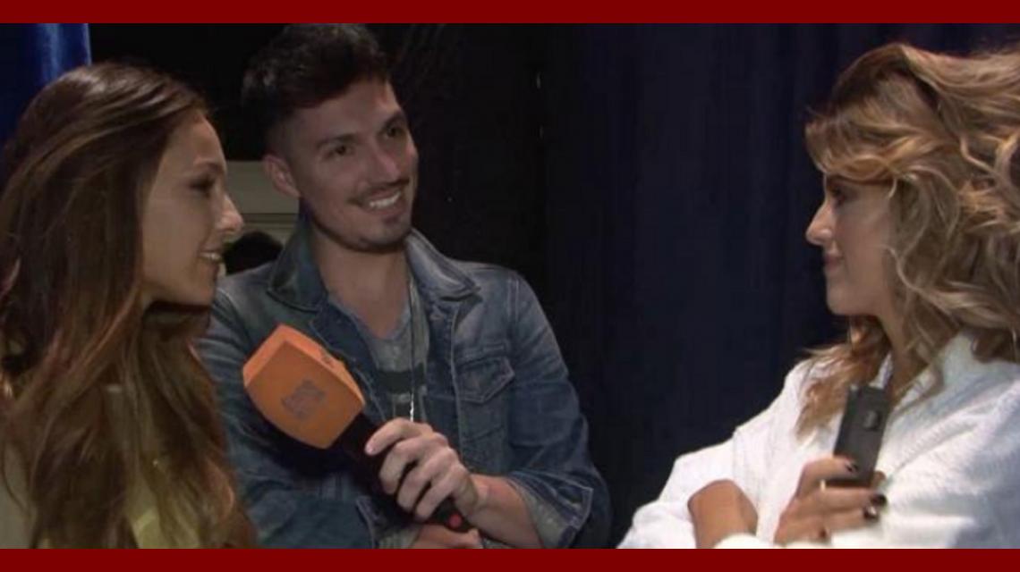 Pampita le dijo a María del Cerro que la incomodaría la presencia de la China Suárez en ShowMatch.