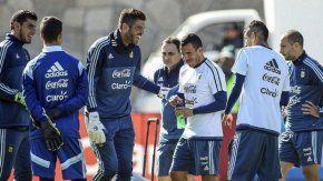 Mariano Andujar, durísimo contra las críticas a la Selección