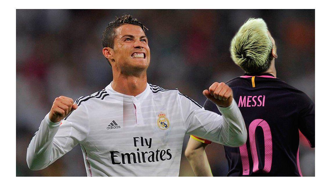 Cristiano Ronaldo desbancó a Messi en 2016