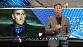 Alejandro Fantino y un duro editorial contra Edgardo Bauza y su plantel