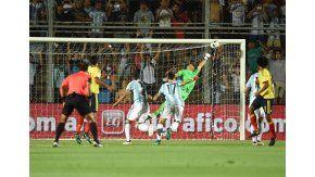 El golazo de Lionel Messi ante Colombia por Eliminatorias