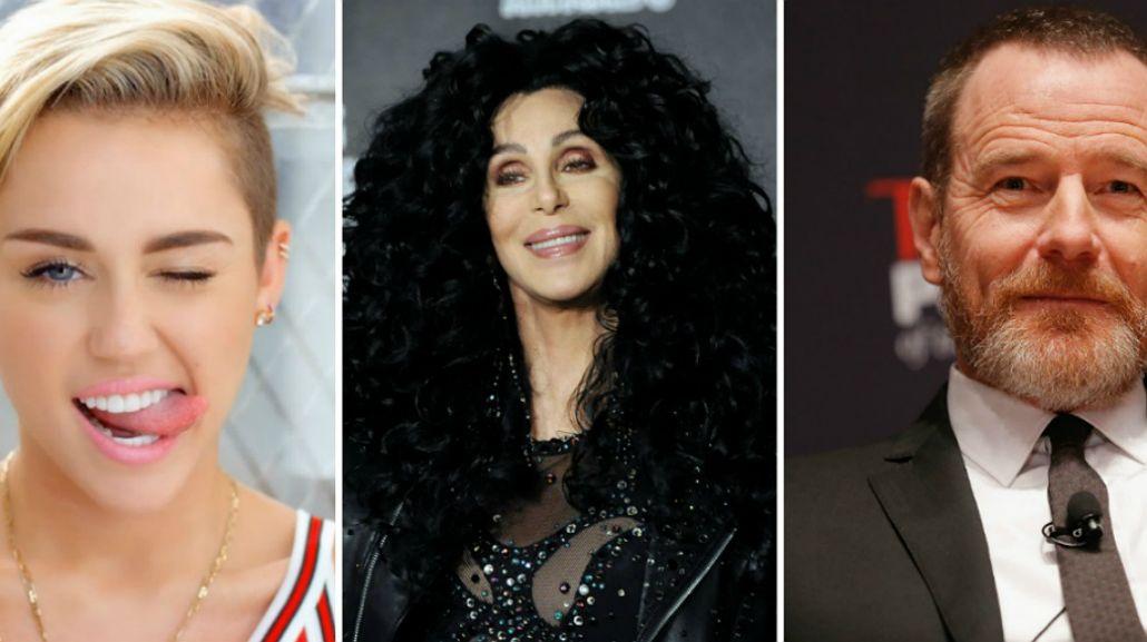 Los famosos que prometieron irse de EE.UU por Trump