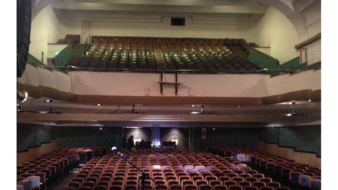 Vista interior de ND Teatro