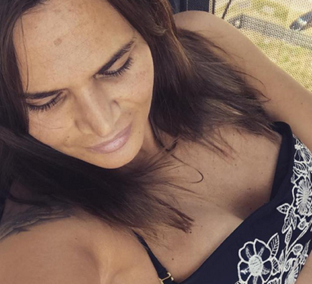Amalia Granata espera la llegada de Roco