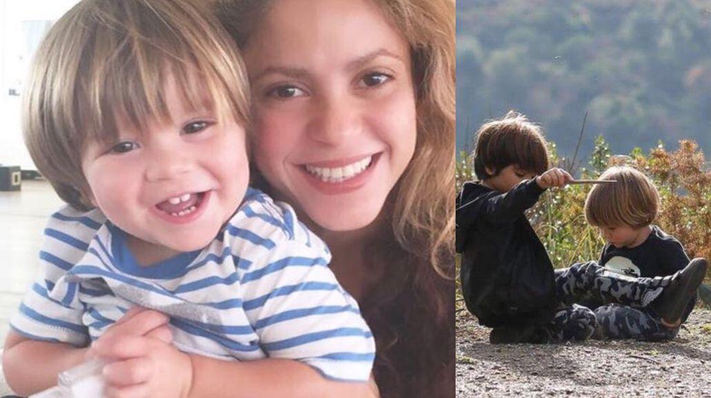 El hijo de Shakira y Piqué recibió el alta.