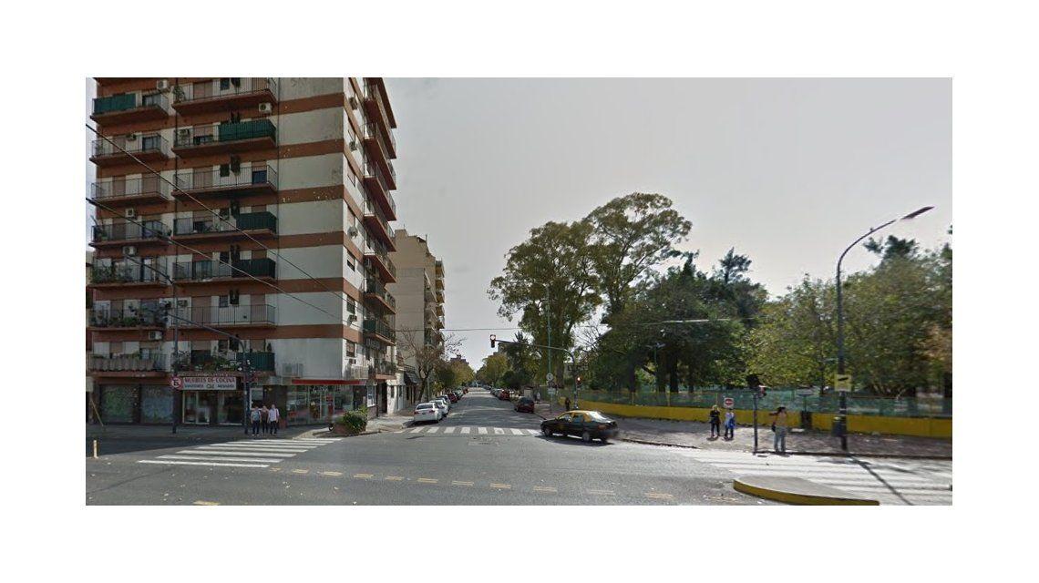 Villa Mitre: un jubilado baleó a un vecino y escapó