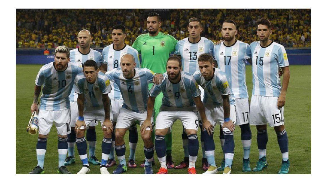 La Selección ganó 9 de sus 14 partidos oficiales en el año