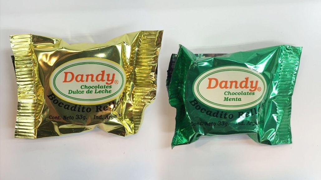 Dandy Chocolate aseguró que los productos Bocadito Marroc y  Bocadito  de Dulce de Leche cuentan con las habilitaciones  correspondientes.