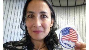 Asra Q. Nomani, es musulmana inmigrante y votó por Trump