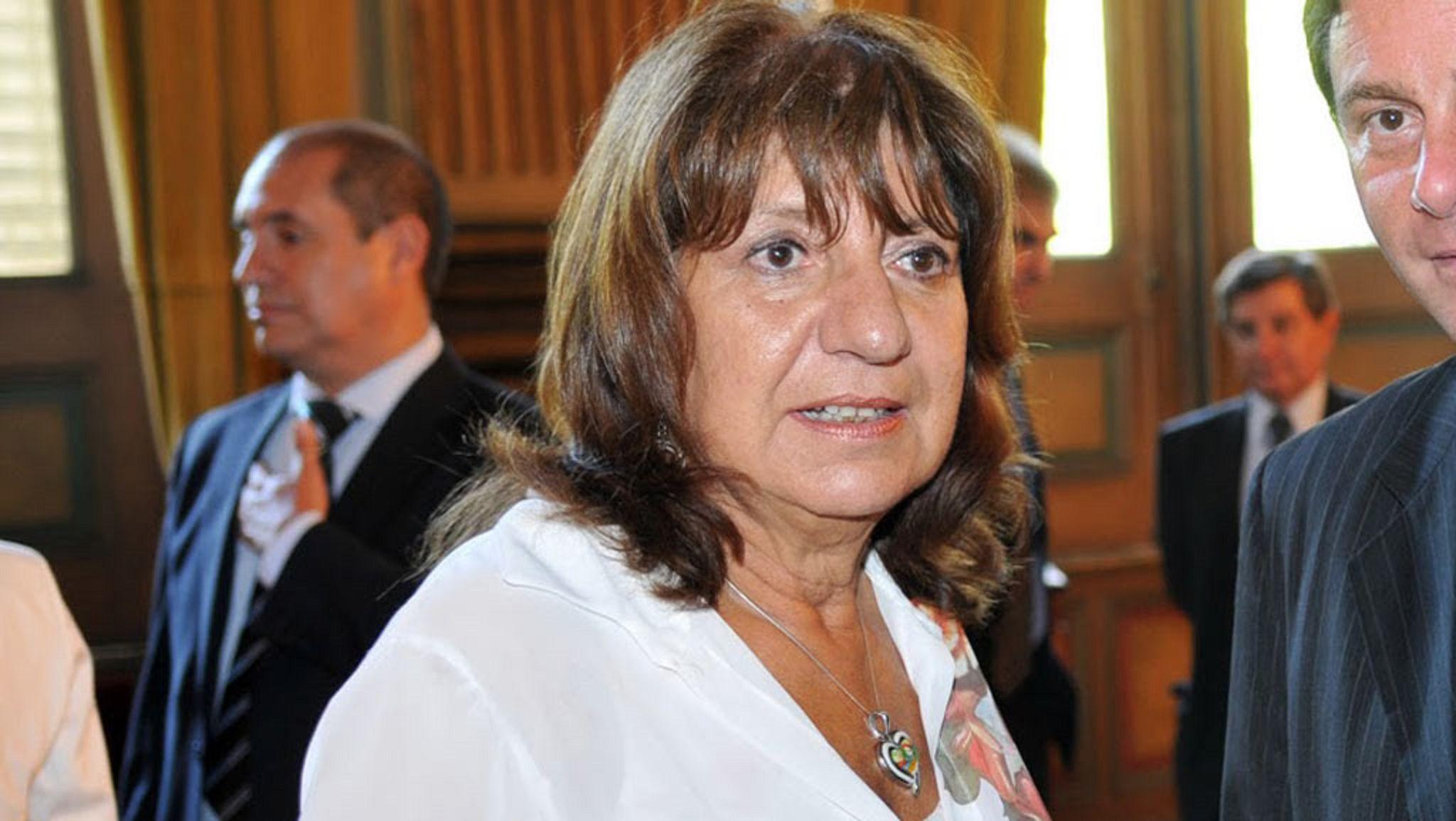 María del Carmen Falbo