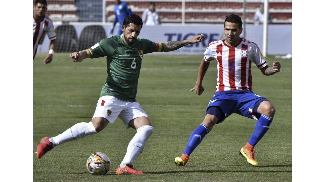 Bolivia enfrenta a Paraguay en La Paz por Eliminatorias