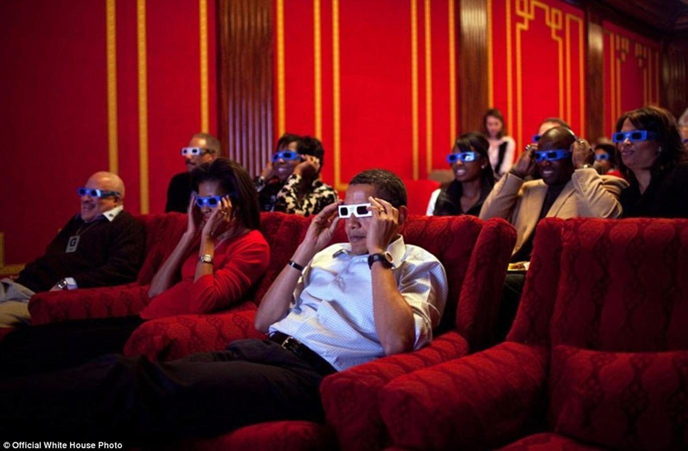 El fotógrafo de la Casa Blanca publicó las mejores fotos de Obama