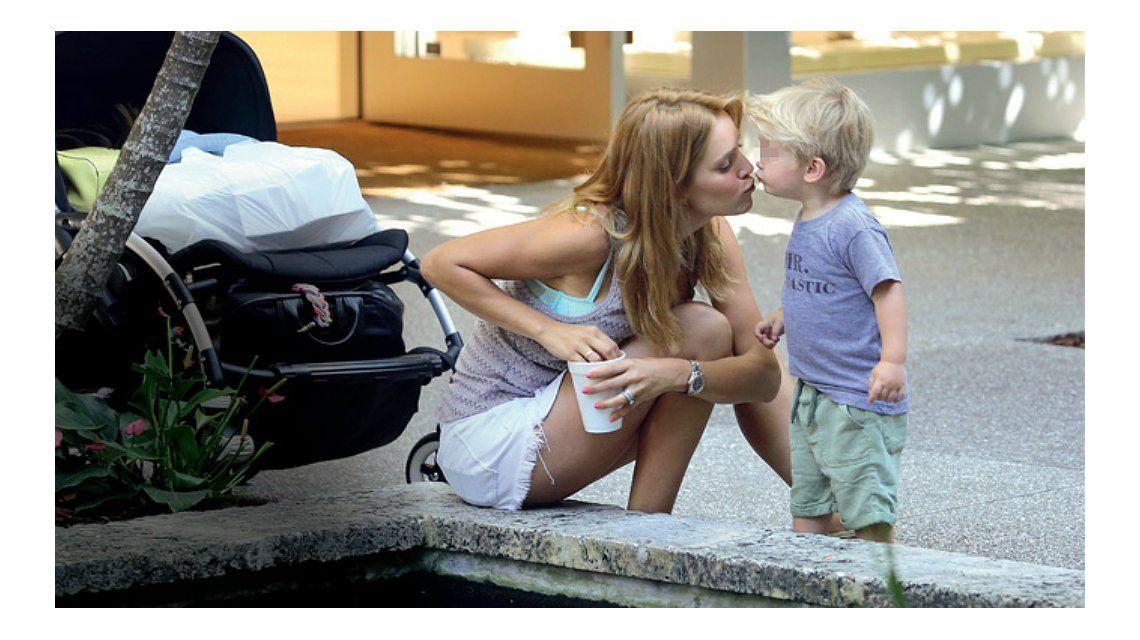 El hijo de Lopilato padece cáncer de hígado.