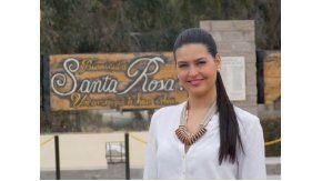 La ex reina de la Vendimia, Florencia Destéfanis, quiere ser intendenta