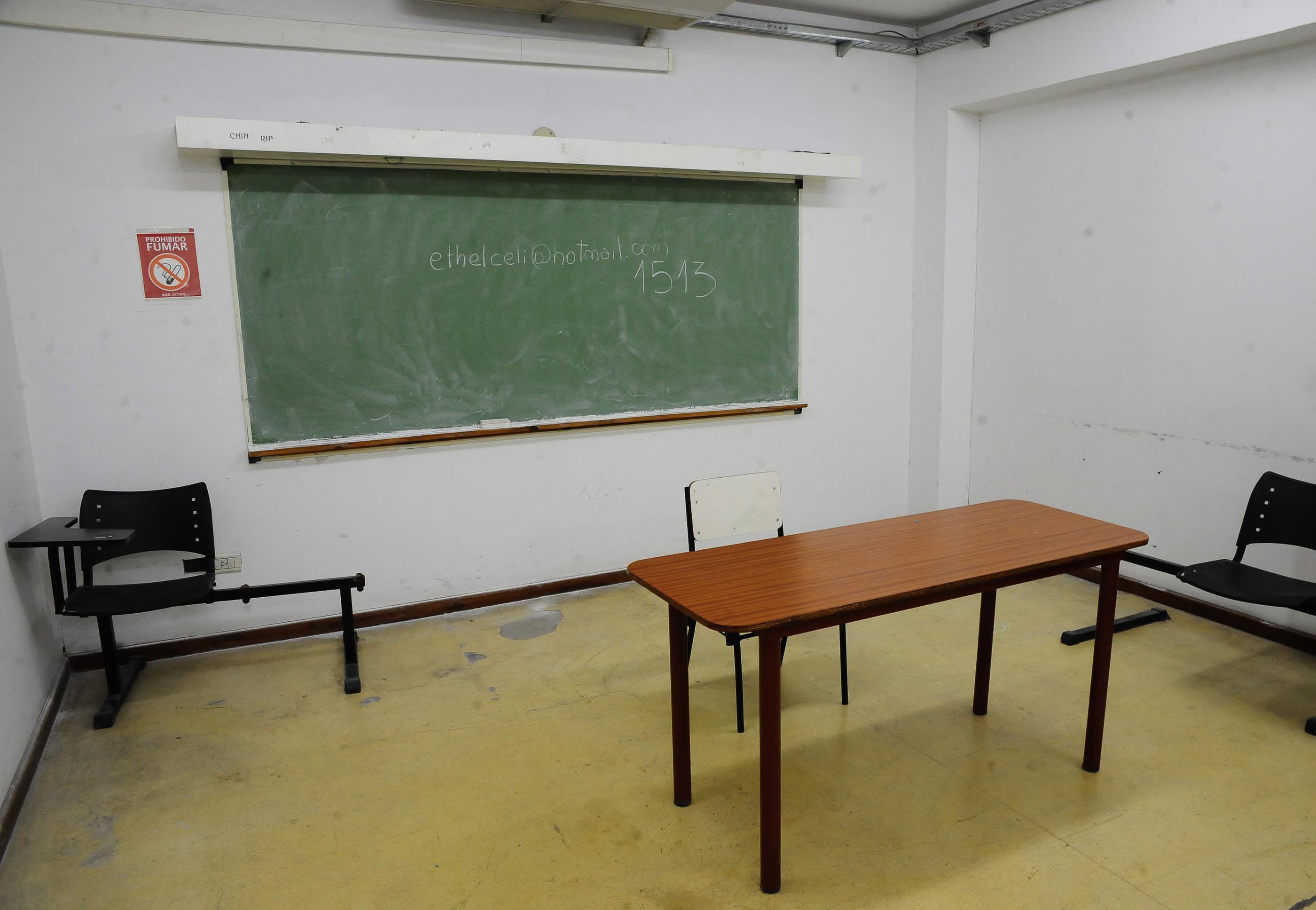 Jueves sin clases en la Provincia