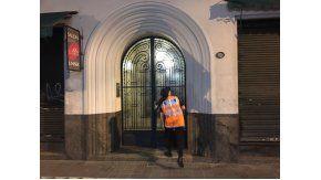 Investigan si el cadáver que encontraron en un departamento es el arbolito Silva