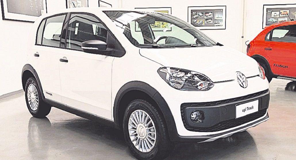 El modelo más chico de Volkswagen suma una versión con estética  aventurera.