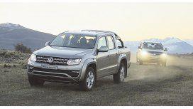 Volkswagen renovó la nueva Amarok.