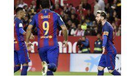 Messi y Neymar, socios dentro y fuera del campo