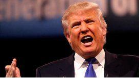 Trump mandó a arrestar a un tuitero que lo amenazó