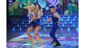 Nicole y Geraldine bailaron juntas en ShowMatch.