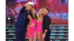 Laurita Fernández se emocionó tras bailar con su hermana menor en ShowMatch.