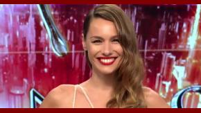 Pampita habló en ShowMatch de su romance con Mónaco.