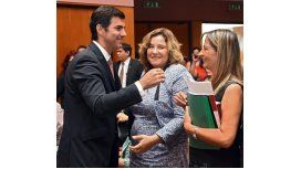 Urtubey promulgó la ley de paridad de género en Salta