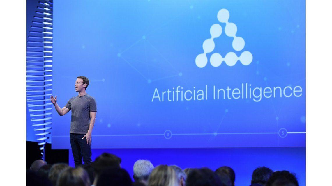 Facebook busca reinventarse a través de la inteligencia artificial