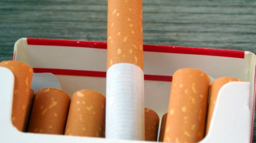 Fumar un atado por día puede causar mutaciones
