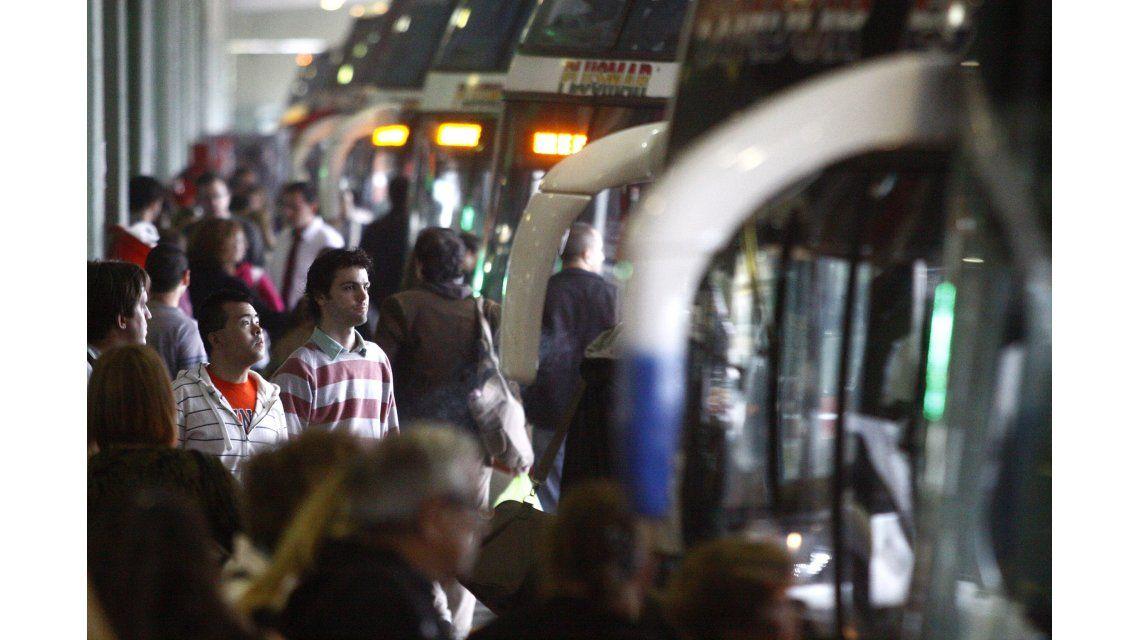 Los pasajeros deberán portar DNI para viajar en micro