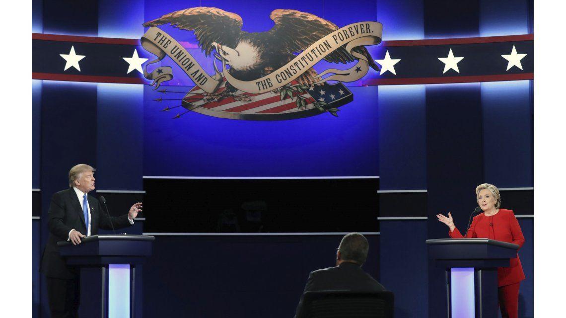 Estados Unidos decide entre Trump y Hillary