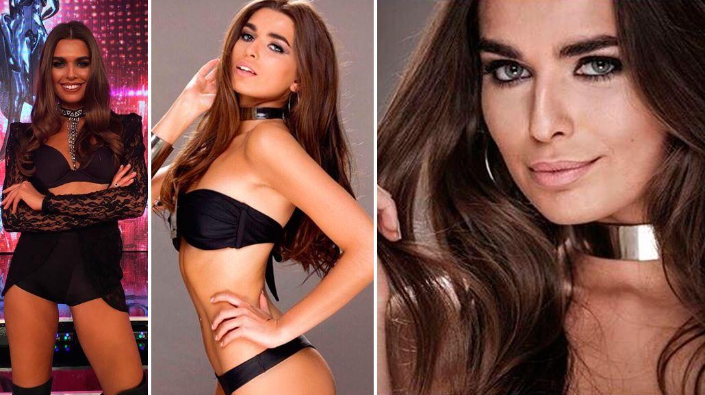 Estefanía Bernal es modelo y tiene 20 años