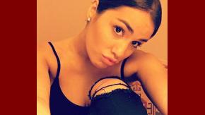 Lali Espósito se mostró muy hot con una foto en traje de baño.