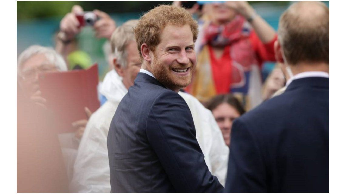 El nuevo amor del principe Harry.