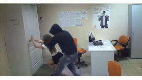 Brutal robo en Rusia
