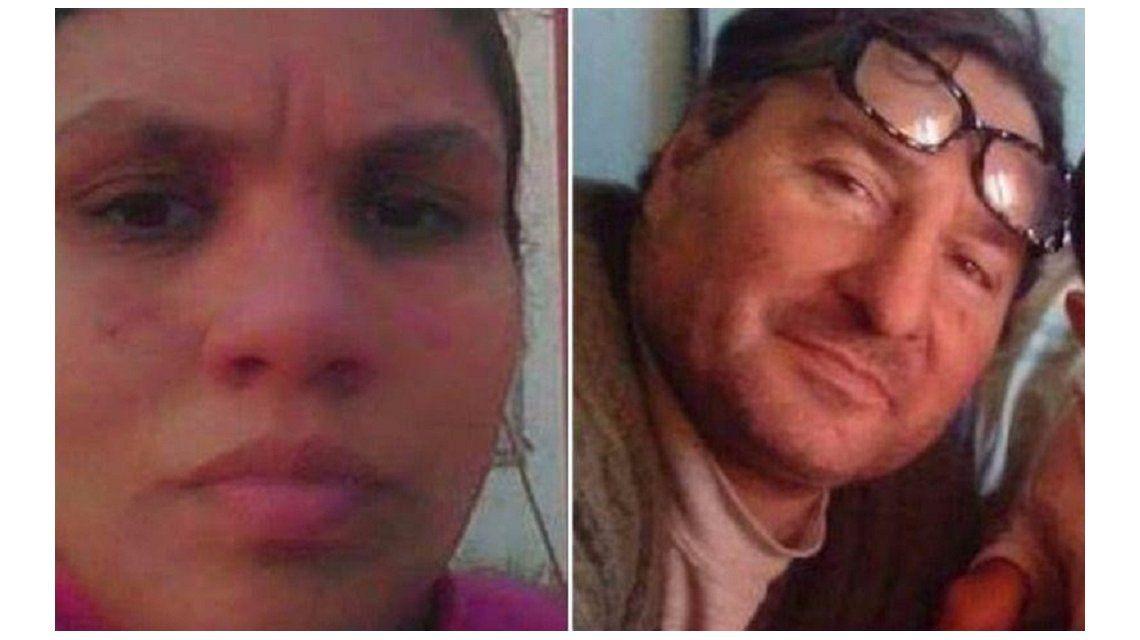 Lucía Sosa y Héctor Picart