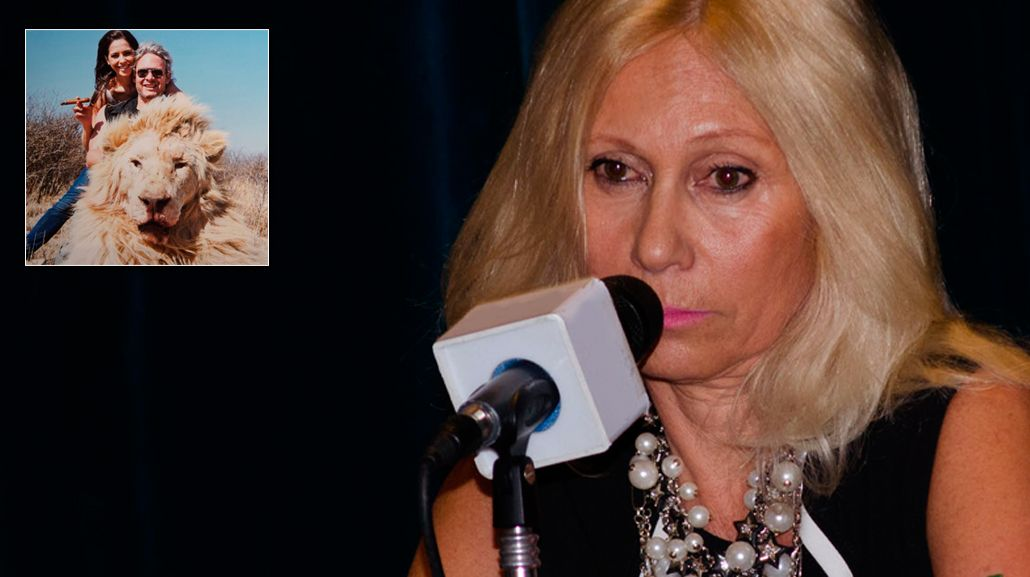 Ana Rosenfeld trató de justificar a Victoria Vannucci por la caza de animales