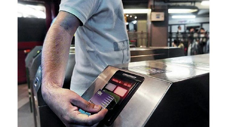 Las boleterías del subte expenderán tarjetas SUBE