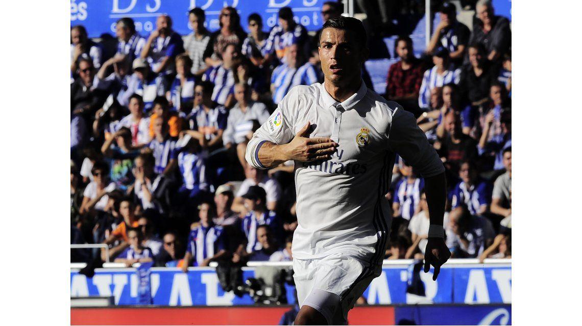 Cristiano Ronado acordó la renovación de su contratato con el Real Madrid hasta 2021.