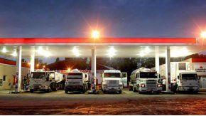 Le robaron 12 cajones de cerveza a un camionero en Bahía Blanca.