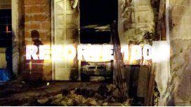 La vivienda está ubicada en calle Cortada M y Larramend