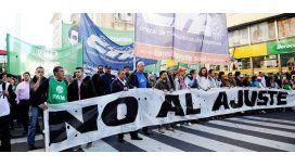 Las dos CTA volverán a marchar contrra el ajuste, esta vez a la Plaza de Mayo