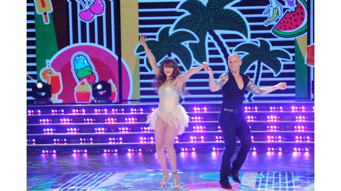 Barbie Vélez en el Bailando 2016