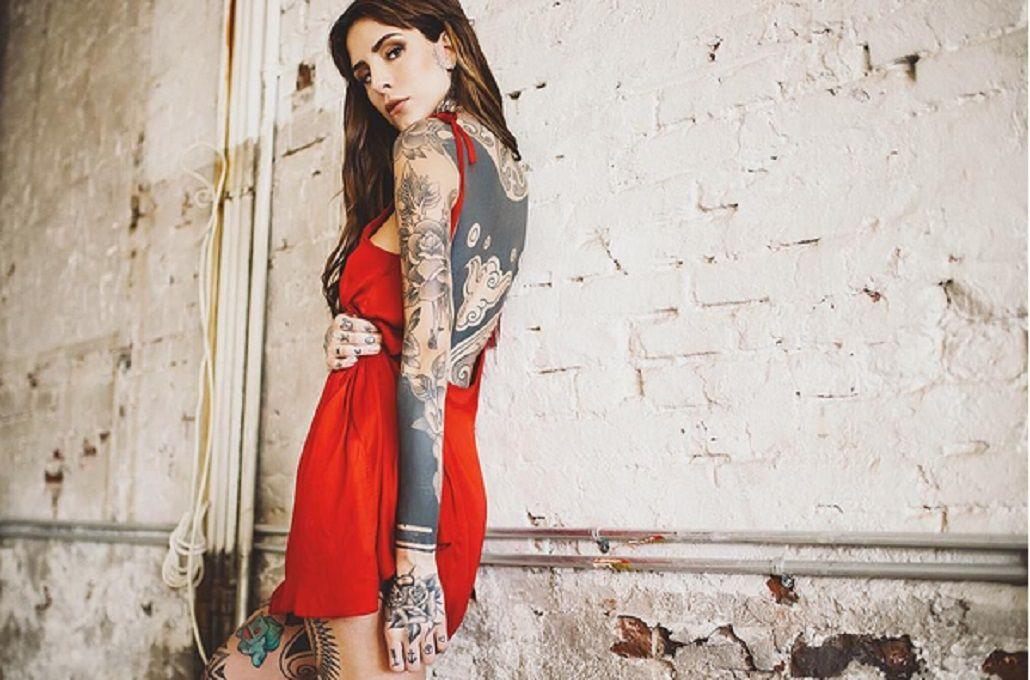 Cande Tinelli y una foto que revive el debate por la anorexia