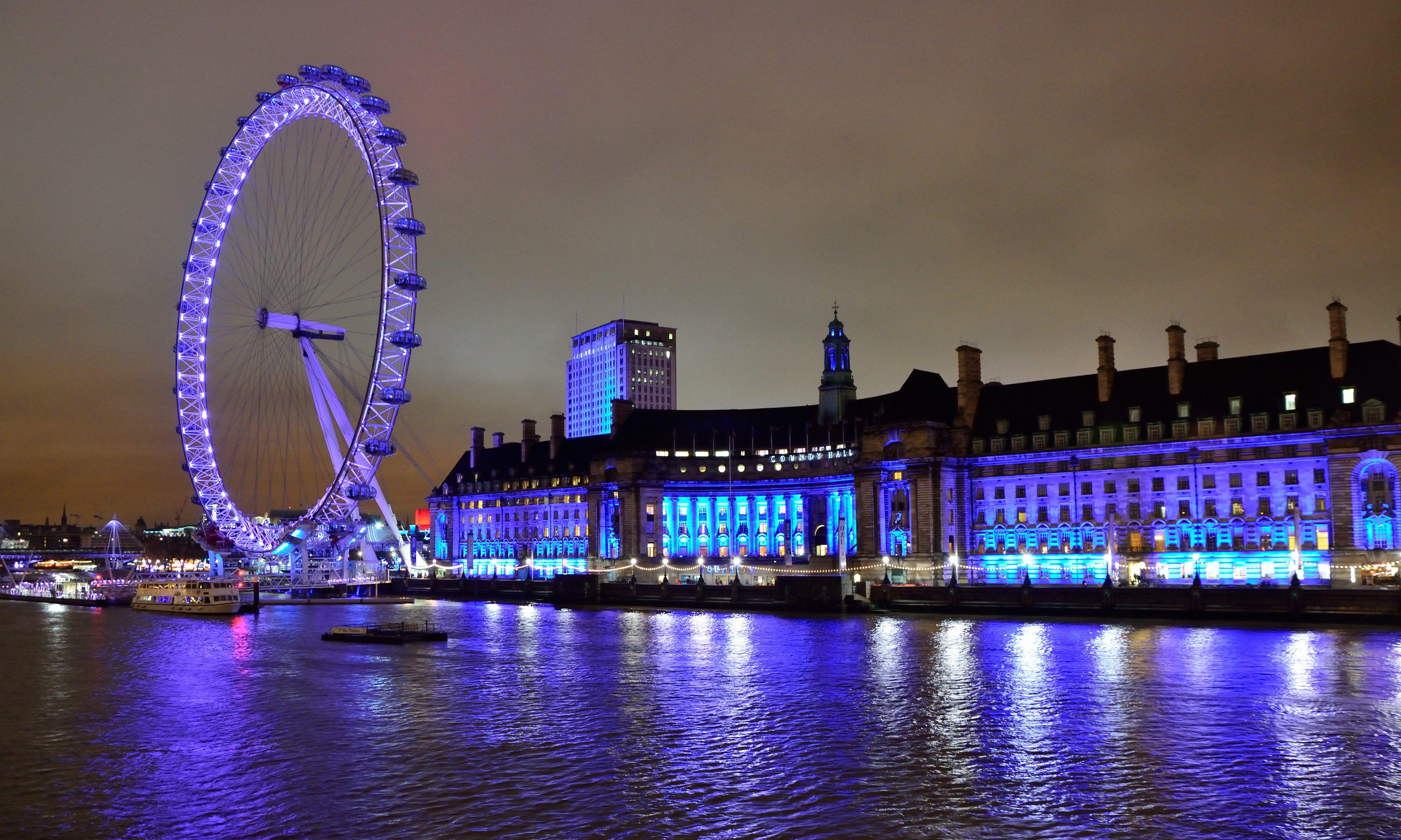 La Ciudad tendrá su London Eye.