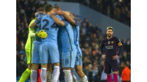 El argentino abrió la cuenta pero no pudo evitar la derrota de su equipo