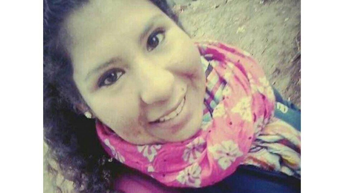 Carla Avendaño es buscada por la policía de Mendoza desde el jueves.